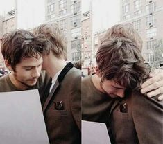 Dylan O'Brien and Thomas Brodie Sangster