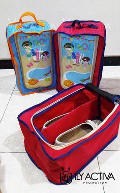 Tas Sepatu -- Pesanan Bu Melen, Jakarta