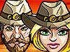 Gunshot Cowboy: n juego muy conseguido, tu cabeza tiene precio y cada nivel más dinero darán por ella, por tanto tendrás mas enemigos a matar.