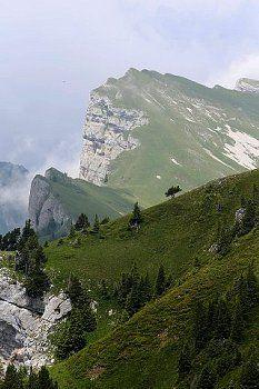 Karst Sieben Hengste Gebirge Berner Oberland