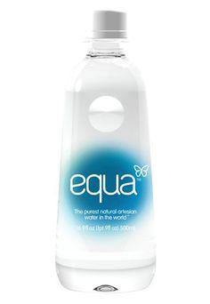 *Equa Artesian Water - Still, Brazil