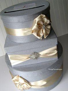 Wedding Card Box Money