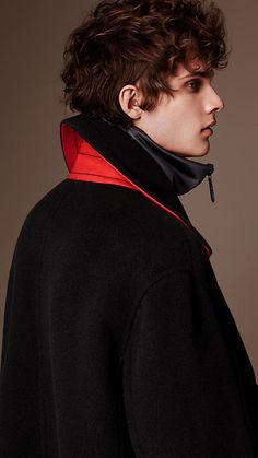 Black The Pea Coat - Image 2