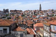 Pictures of Porto, Portugal - a gallery from the stunning city - via mywanderlustpl 29.03.2015   Maybe I'm just sentimental but Porto is really incredible! Located at the mouth of the river Duoro, with a really steep streets and lanes, it is one of the most beautiful yet underrated cities in Europe. It is slowly changing and the popularity of Porto grows but overall still not that many people discovered this amazing place.