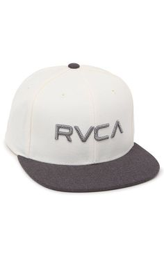 27a09305748dd8 Hooked on Twill Snapback Hat that I found on the PacSun App Snap Backs,  Pacsun