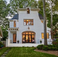 New House Exterior Design Brick Curb Appeal Ideas Style At Home, Br House, House Goals, Home Fashion, Home Builders, My Dream Home, Curb Appeal, Exterior Design, Custom Homes