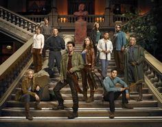 First wave of promo photos for new NBC JJ Abrams/ Eric Kripke series Revolution.
