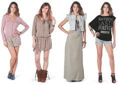 Lookbook Coleção Osborne Jeans Inverno 2012. ♥