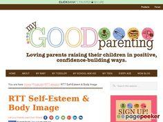 RTT Self-Esteem & Body Image - mygoodparenting.com