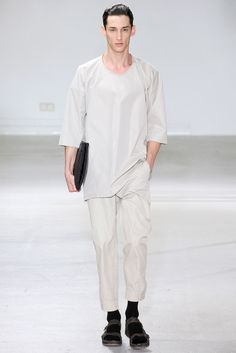3.1 Phillip Lim - Spring 2015 Menswear - Look 11 of 33