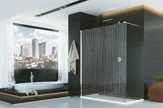 Une douche à l'italienne trompe-l'oeil : Notre sélection de douches à…