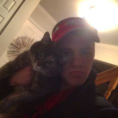 Pin for Later: Teen Takes His Pretty Kitty to Prom, Melts Hearts Everywhere