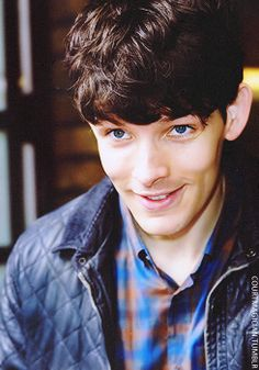 Colin Morgan as Cammon (Mystic and Rider/Twelve Houses series by Sharon Shinn).except give him blonde hair. Merlin Series, Merlin Cast, Merlin Fandom, Merlin Colin Morgan, Bbc, Book Boyfriends, Drama, Male Beauty, Beautiful Men