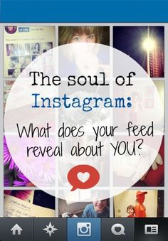 the soul of instagram: do you see what i see? (a new way to look at feeds and 10 fabulous people to follow on @instagram)