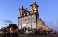 F.G. Saraiva: Igreja de Santo Antonio da Barra - Ladeira da Barra | Salvador - BA - Brasil