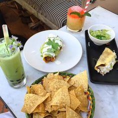 Hoy almorzamos comida mexicana 👌🏻 #GraciasMadre