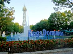 Kings Dominion: Family & Thrill Rides, Waterworks Water Park & Live Entertainment. www.kingsdominion.com