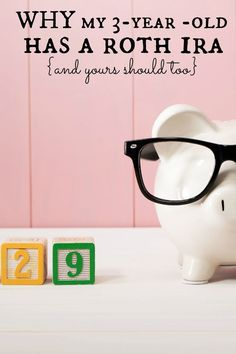 Why My 3 Year-Old Has a Roth IRA And Why Yours Should Too — Natali Morris Budgeting Money, Financial Planning, Retirement Planning, Saving For Retirement, Ira Retirement, Financial Tips, Tax Free, Debt Free, Money Saving Tips