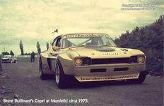 Bullivant Ford Capri 1975