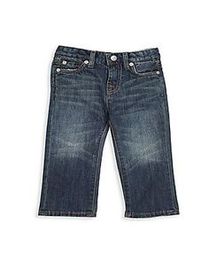 7 For All Mankind Baby's Standard Denims - New York