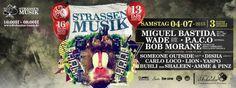 STRASSENMUSIK Summer Festival w/ Miguel Bastida