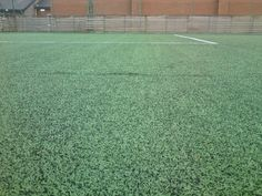 Rubber Filled Pitches