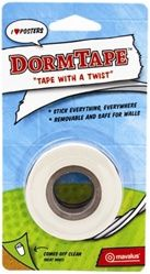 Dorm Tape - Blister Pack - College Dorm Decor Products - Dorm Room Wall Tape