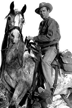 western scenes pictures | ... western movies...Jimmy Stewart rode the SAME horse. The horse's name