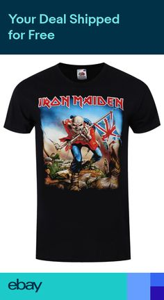 b27d6a569ceacd 42 Awesome IRON MAIDEN T-SHIRT images