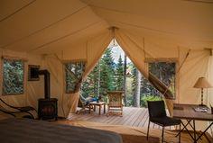 Colorado Mountain Cabins & Tents || Telluride Colorado Resort