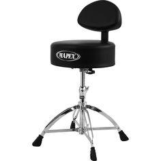 Ergo Rider Throne With Backrest Drum Stuff Drums Drum