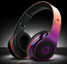 Illusion Beats by Dr. Dre Studio Headphones
