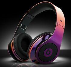 Illusion Beats by Dr. Dre Studio Headphones