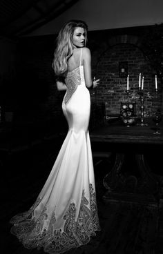 Galia Lahav | Marilyn| Be inspirational  ❥|Mz. Manerz: Being well dressed is a beautiful form of confidence, happiness & politeness