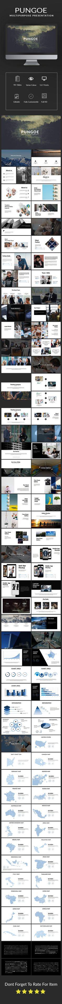 Square Google Slides - Google Slides Presentation Templates ...