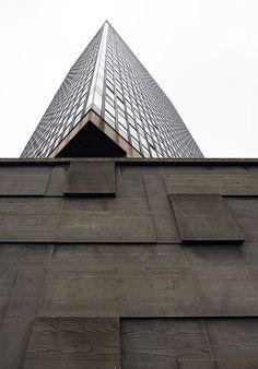 tower brutalism by dr_loplop, via Flickr