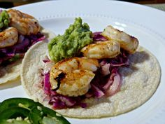 A Squared: What's For Dinner Wednesday: Grilled Shrimp Tacos with Spicy Slaw