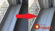 Dobrý deň, neviem ako u vás, ale u nás doma boli dvere na balkón a terasu takmer stále otvorené a prejavilo sa to aj na čistote vnútorných rámov a koľajníc na posuvných dverách. Vždy som
