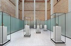 танчики!!! [ Neues Museum: Neues Museum - Berlin - Architektur - art-magazin.de ]