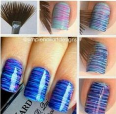 Nail art is cool this is hot to wear.