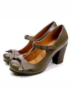 Gioseppo Bow Detail Heels