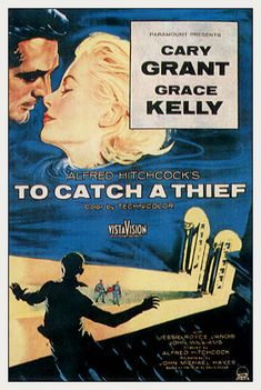 To catch a Thief Cary Grant Grace Kelly