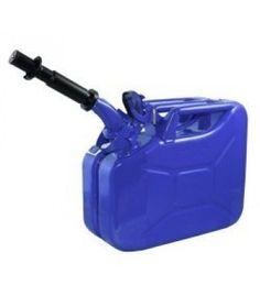 Blue 2.6 Gallon Fuel Can