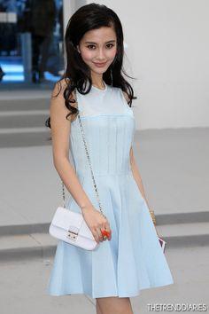 Angela 'Angelababy' Wing Yeung