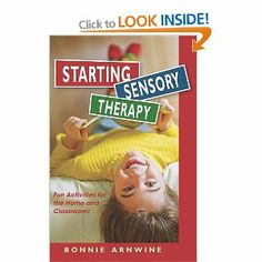 Starting Sensory Therapy book