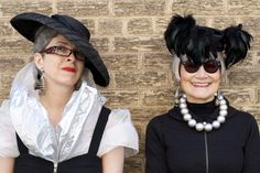 ADVANCED STYLE: The Irreverent, Idiosyncratic Fashionistas