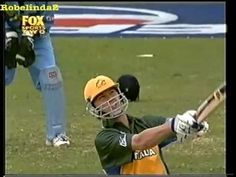 Famous six, car window smashed by Brett Lee vs India 2000