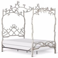 Bed - Forest Dreams Canopy Bed  sc 1 st  Pinterest & Forest Canopy Bed   New Apartment   Pinterest