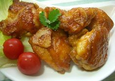 Chicken with Curry-Oyster Sauce Recipe -  Very Delicious. You must try this recipe!