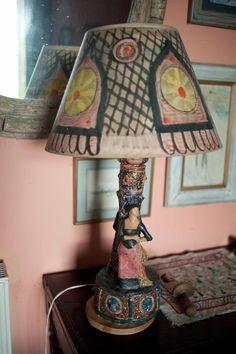 Quinten Bell lamp & shade
